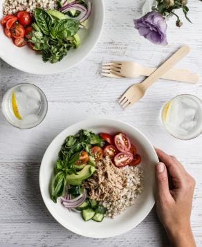 Buckwheat Garden Salad
